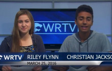 West Ranch TV, 3-25-2016