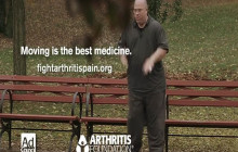 Arthritis Foundation: Moving is the Best Medicine