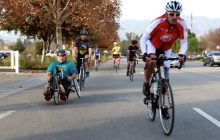 Finish the Ride Event Works to Make Community Streets Safer