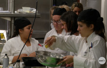 Student Chefs Compete at West Ranch Cookoff