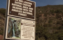 L.A. County Fire: Eaton Canyon Falls