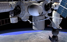 SpaceX Dragon Arrives at ISS, Antarctic Meteorites Arrive at Johnson Space Center, more