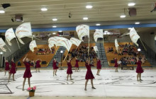 West Ranch TV, 4-19-2016: WRHS Colorguard Wins SoCal Championship