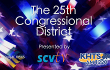 The 25th Congressional District Candidates Forum