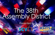 The 38th Assembly District Candidates Forum