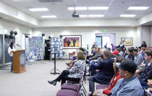 Bowman High School Students Share Art and Poetry