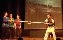 May 10: Human Trafficking Arrests, Amgen Street Closures, Mulan Spring Play