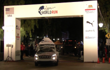 Thousands Participate in Wings for Life World Run