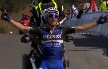 French Cyclist Takes Lead as Amgen Tour Reaches Santa Barbara