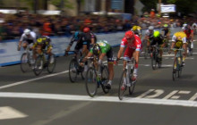 Photo Finish in Stage 7