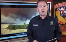 CAL FIRE Situation Report: 10,000 Acres Already Burned This Year