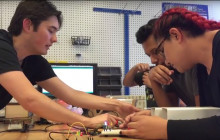 New MakerSpace Fuels Innovation, Creativity at COC