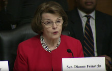 Sen. Feinstein Discusses Effect of 4-4 Supreme Court Decisions