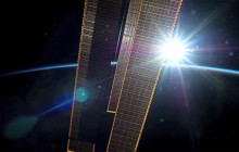 Space Station Makes 100,000th Orbit; more