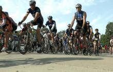 Cyclists Ride Through Santa Clarita in Memory of Rod Bennett