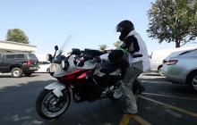 Motorcyclists Take 9,000 Mile Journey