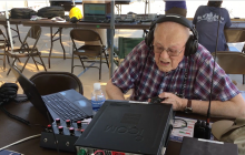 Local Hobbyists Compete in International Radio Competition