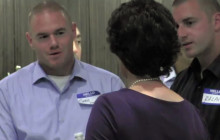 Sheriff Recruits Learn About Domestic Violence from Those Who've Been Through It