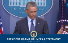President Obama Makes Statement on Shooting in Orlando