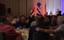 July 13: Six Airlifted from Collision; Patriots Luncheon; Council Recap