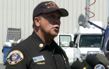 Sand Fire Press Conference July 24, 2016