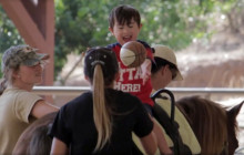 Carousel Ranch: Equestrian Therapy for Children with Special Needs