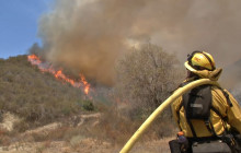 July 25, 2016: Sand Fire Updates; Red Cross Evacuation Center; More