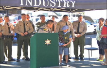 Episode 311: Animal Care Helps Pets Affected by the Sand Fire, Child Becomes Deputy for a Day