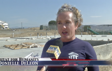 Habitat for Humanity to Help Sand Fire Victims Rebuild