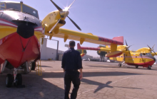 Super Scoopers Arrive in Los Angeles County