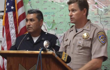 CHP, LAPD Press Conference After Officer-Involved Hit-and-Run