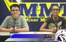 Placerita Miner Morning TV for Tuesday, Aug. 30, 2016