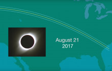 What's Up for September 2016: Solar Eclipse