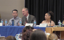 Experts, Students Come Together for Human Trafficking Awareness