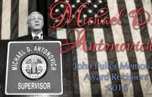 Salute to Supervisor Mike Antonovich
