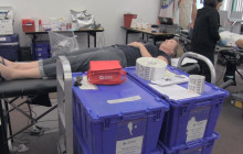 Blood Drive Comes to City Hall