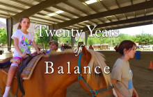 Carousel Ranch: 20 Years of Balance