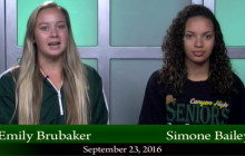 Canyon News Network for Friday, Sept. 23, 2016