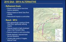 Presentation: Palmdale to Burbank Alternatives