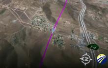 Simulation | Palmdale to Burbank: SR14 Alignment