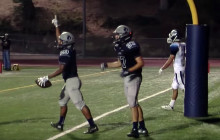 High School Football Highlights: Saugus Defeats Camarillo 28-25
