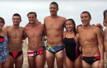 Locals Try Out for L.A. County Lifeguard