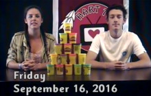 Hart TV for Sept. 16, 2016: Friday Cheer Report, Club News, more