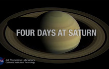 Four Days at Saturn