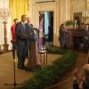 President Obama Greets Olympians; Shoutouts to SCV's Allyson Felix, Kim Rhode