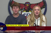 Rio Norte TV for Thursday, Sept. 15, 2016