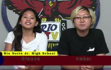 Rio Norte TV for Tuesday, Sept. 27, 2016: Bullying PSA
