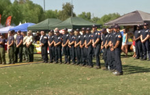 Sand Fire 'Thank You' Event