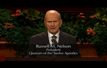 186th Semiannual General Conference: Sunday Morning Session