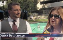 Santa Claritans Go 'Over the Edge' For Veterans